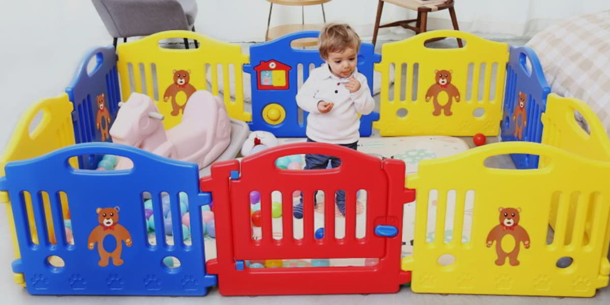 Best Baby Playpen For Crawling
